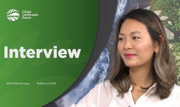 Hilary Tam – Interview at the GLF Bonn 2019