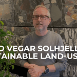 Bård Vegar Solhjell on sustainable land use