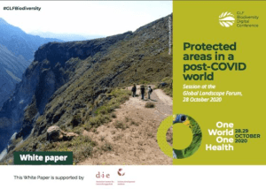 Protected areas in a post-COVID world