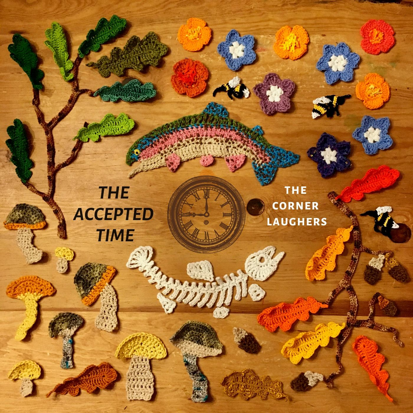 The Accepted Time Single Cover