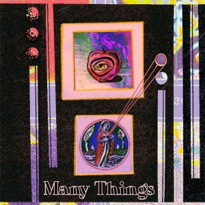 The Yorks - Many Things Single Artwork