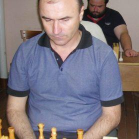 Победитель турнира Сергей БЕЖАН