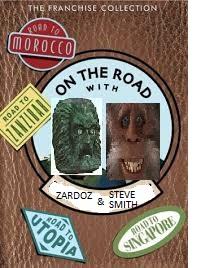 STEVE SMITH SUNDAY EVENING LINKS WITH ZARDOZ!