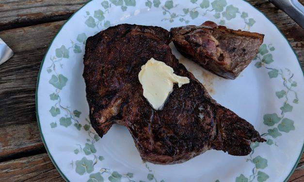 Recipe Equal Time – Steak