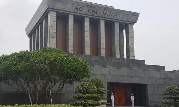 A Glib Goes to Hanoi