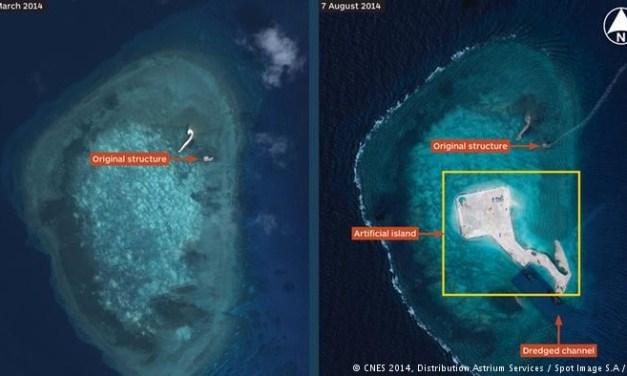 South China Sea: Fair Seas or Foul Weather? Part 1