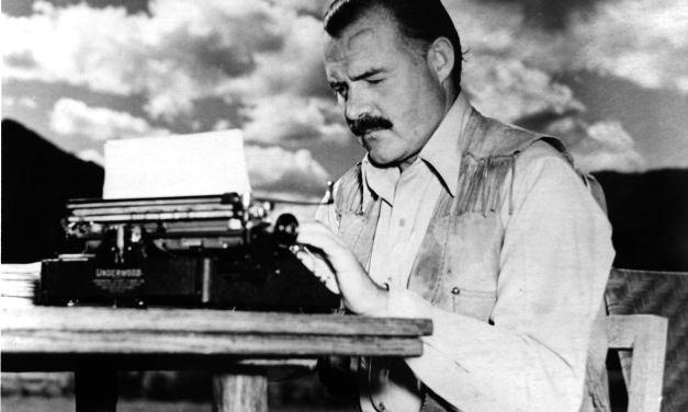 Profiles in Toxic Masculinity VIII – Ernest Hemingway