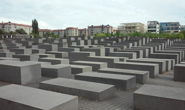 Stumbling Along in Germany