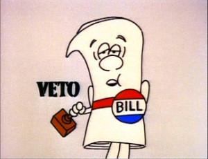 The Veto Party: Vote BangingLC1 2020