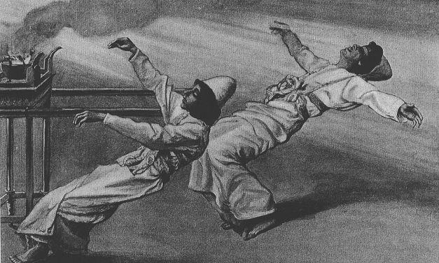 Jewsday Tuesday: The Weirdness of Sacrifice