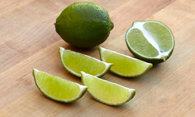 Lime in the Coconut