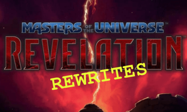 Revelations Rewrites, Part 3