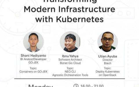GO-TALK: Transforming Modern Infrastructure with Kubernetes