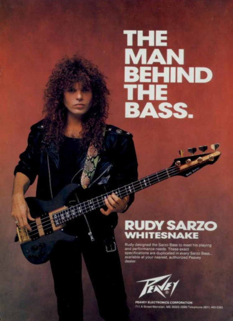 Rudy Sarzo Remains A Metal Bass Favorite (INTERVIEW) - Glide Magazine