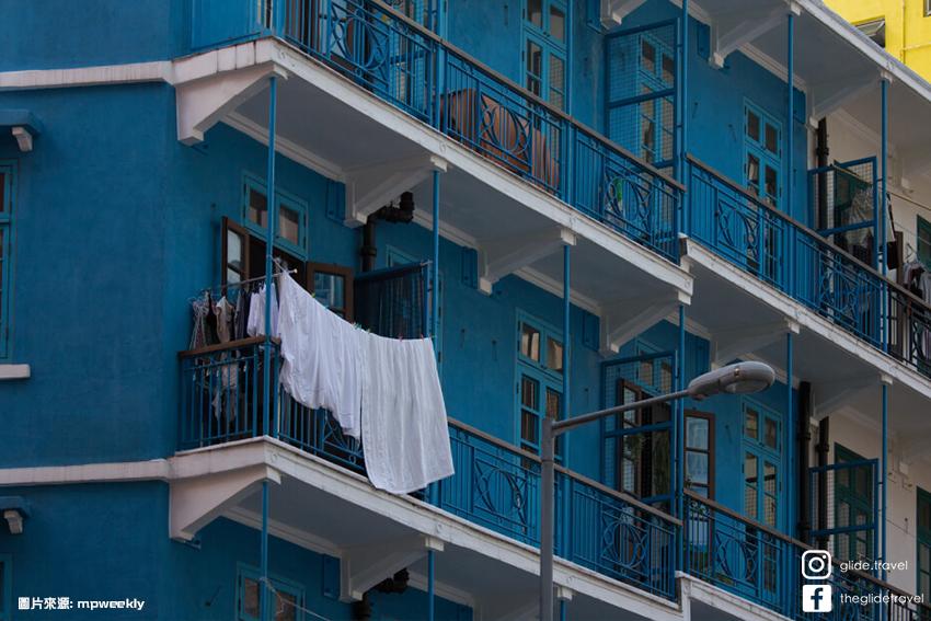 【香港景點懶人包】1分鐘認識灣仔藍屋、藍屋建築群及「日月星街」