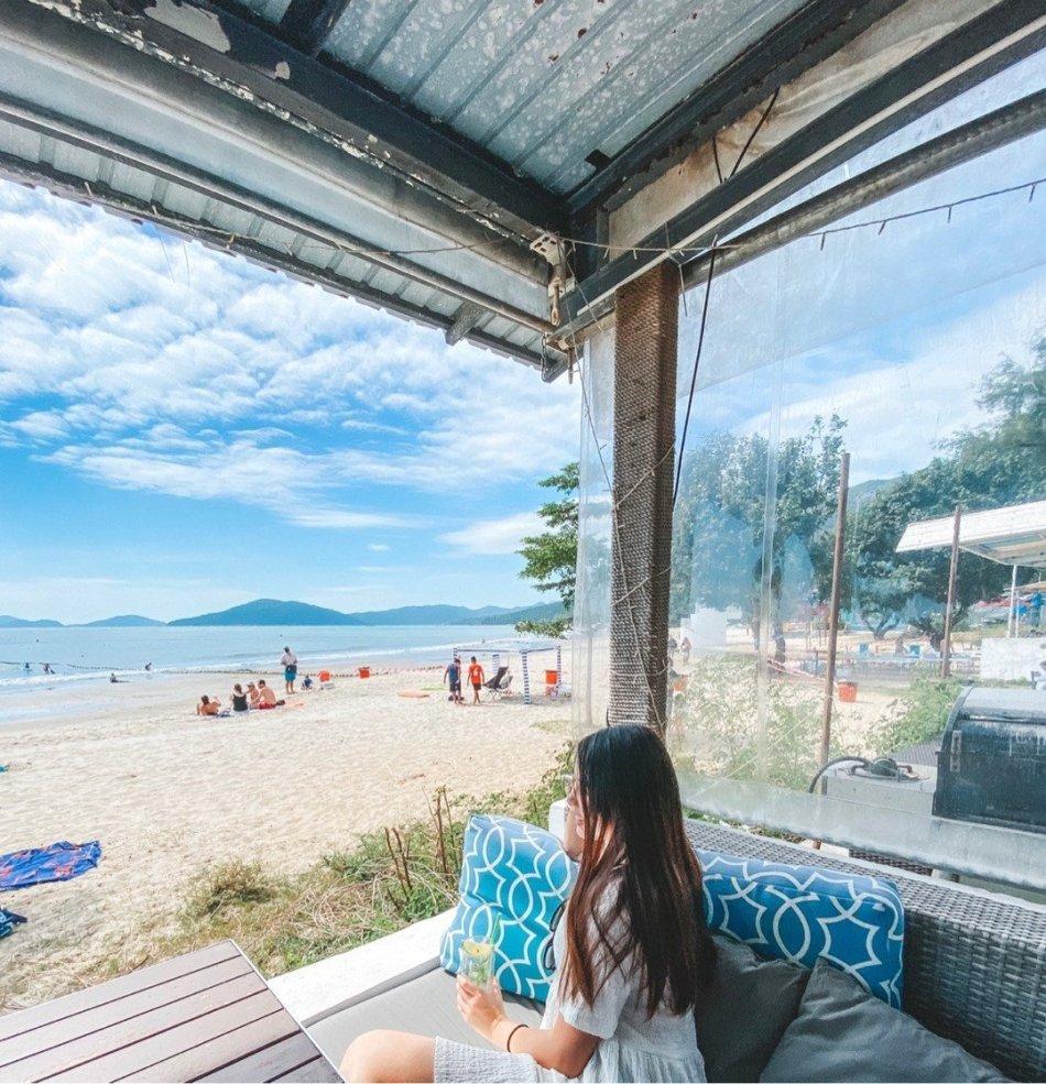 【香港好去處】滑浪發燒友最愛 長沙泳灘 滑浪課程體驗+大嶼山美食 - 大嶼山長沙沙灘沿海美食餐廳  - Bathers