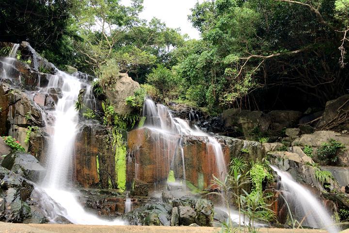 小夏威夷瀑布