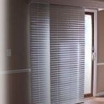 Glider Blinds Window Treatments For Sliding Doors