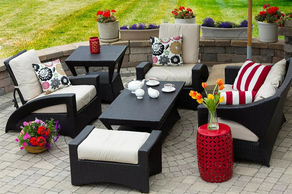 finding the best fabric for patio chairs