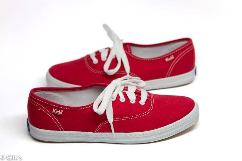 Gliks Tennis Shoes