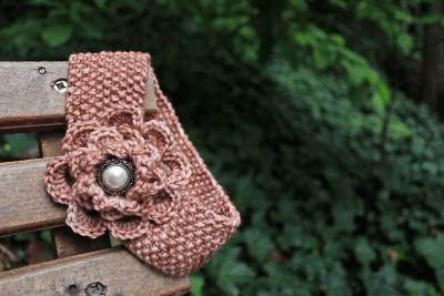 Irish Rose Headband