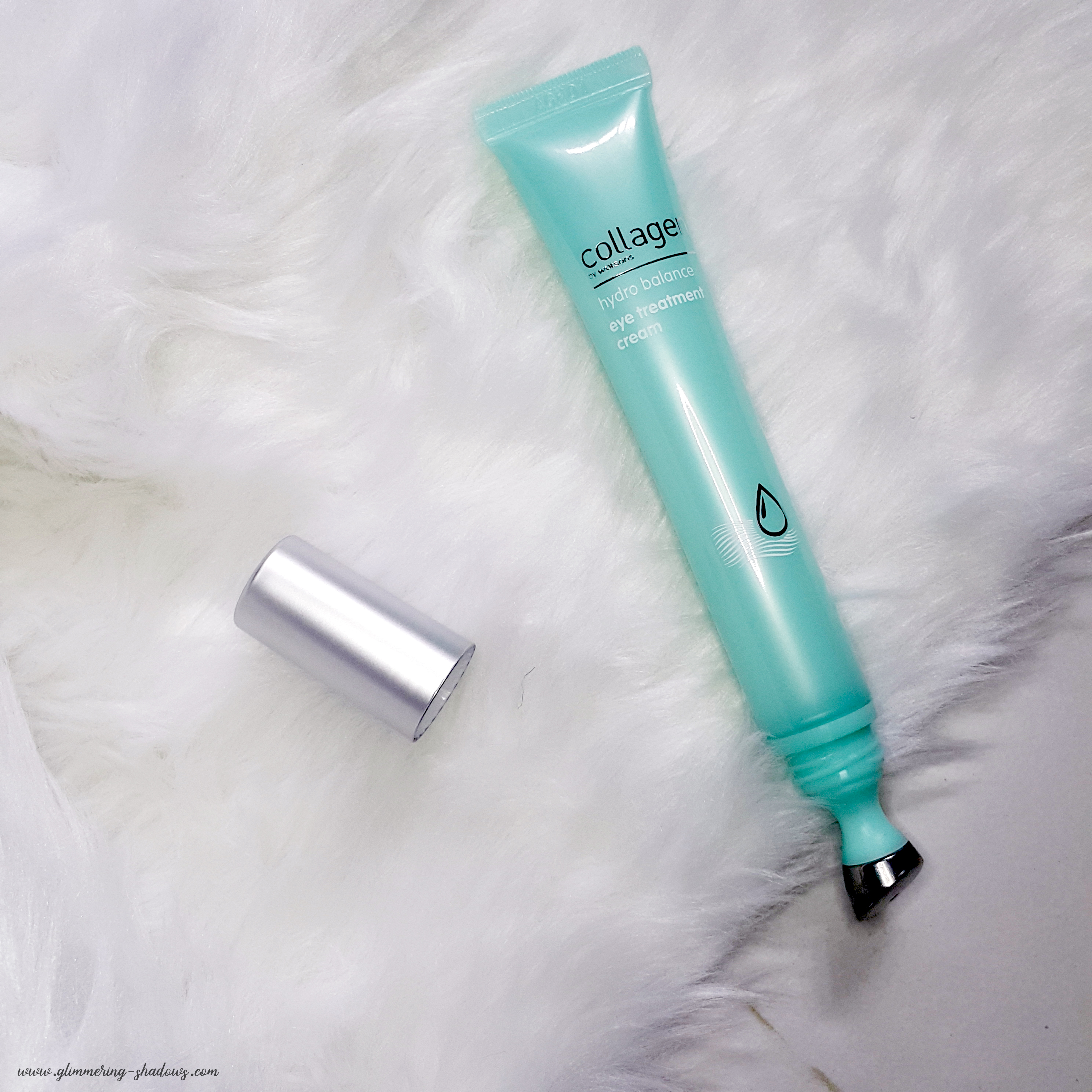 collagen by watsons hydrobalance eye treatment cream
