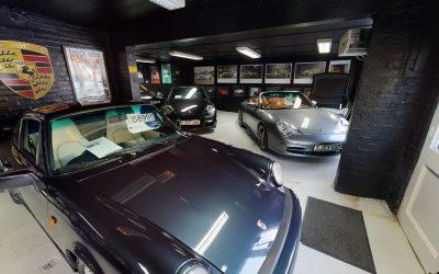 Glimpse captures JR Motor Company.