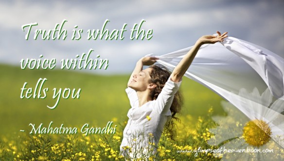 Truth within you