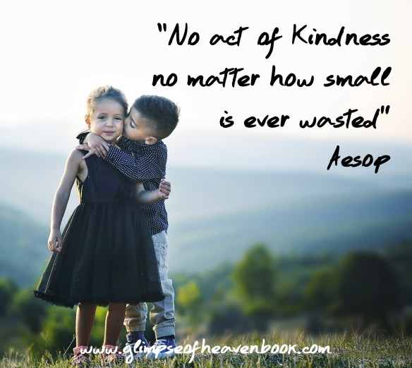 Act of kindness  child-920131