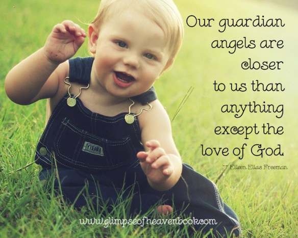 guardian angels  baby-390555_1280