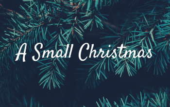 A Small Christmas: A Guest Post by Lizzie Attaway