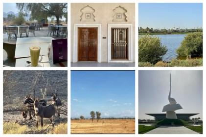 Glimpses of the UAE