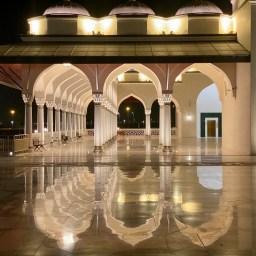Sharjah Grand Mosque