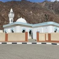 Mosque at Al Nahwa, Sharjah, UAE