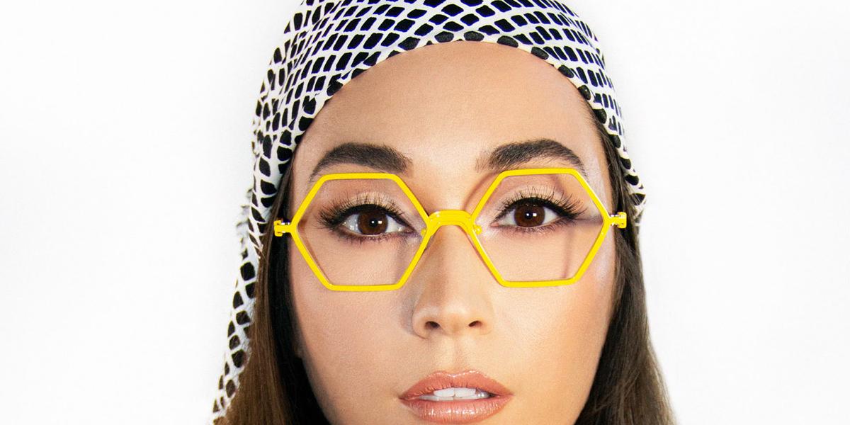 LA Eyeworks Pomfret Eyeglasses