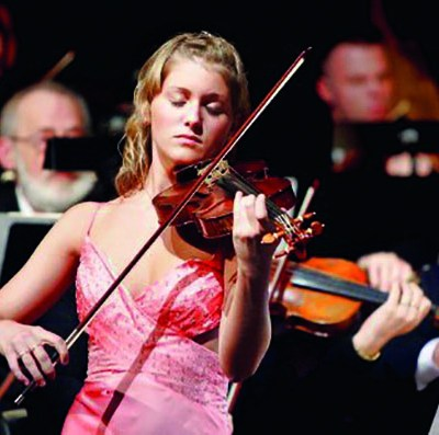 Ingrid er Jessheims El-Fiolinista