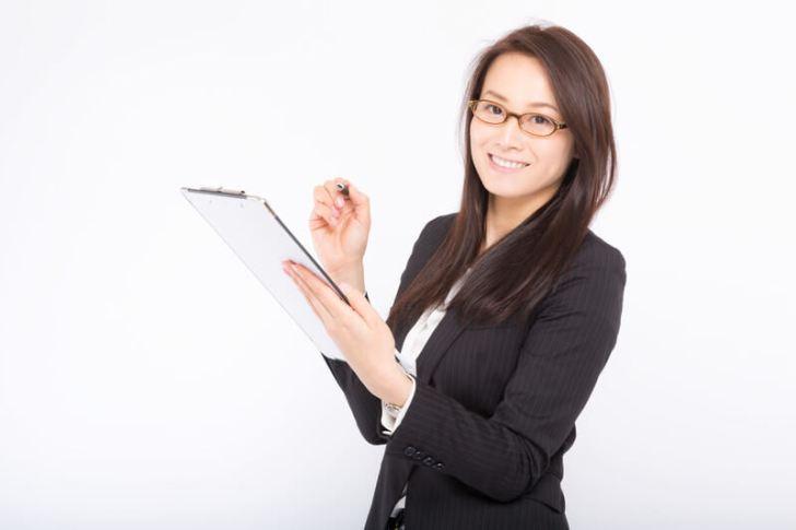 キャリアアップを目指す女性看護師