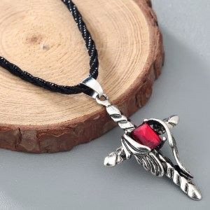 Wings necklace pendant