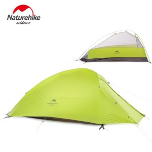 NatureHike 1 Person Tent ...  sc 1 st  Survival is the nature & NatureHike 1 Person Tent Double-layer Camping Waterproof Outdoor ...
