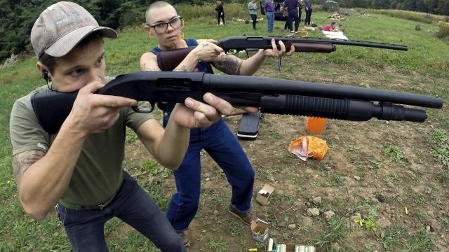 In response to the far right, an LGBTQ gun group hits the firing line via StealthEagle