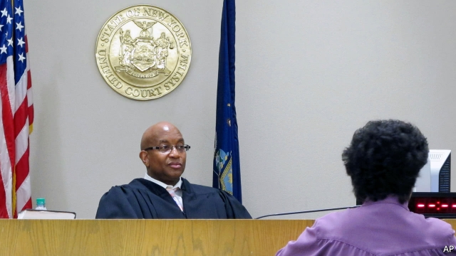 Oxy-courting: America's first opioid court is working well — Buffalo, New York, has a history of pioneering criminal-justice innovations via TheGhostOfTzvika