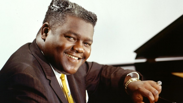 Reports: Fats Domino, 'Blueberry Hill' singer, R&B icon, dies at 89 via BudrickBundy