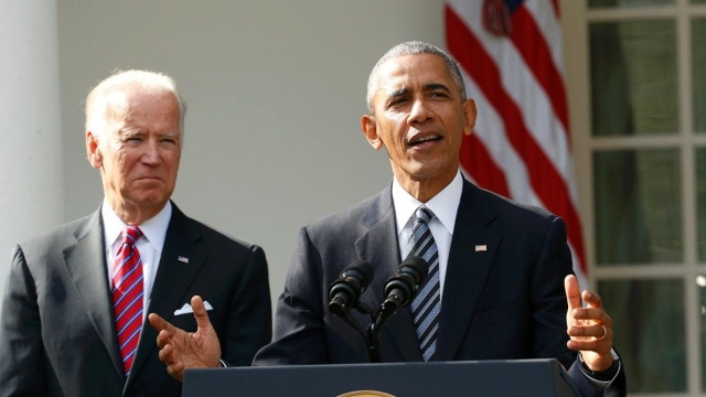 Joe Biden claims Barack Obama repeatedly discouraged him from running for US president via TheGhostOfTzvika
