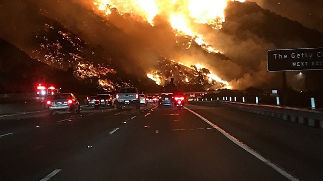 California: Fire official warns worst is yet to come for Los Angeles area via bridgesfreezefirst