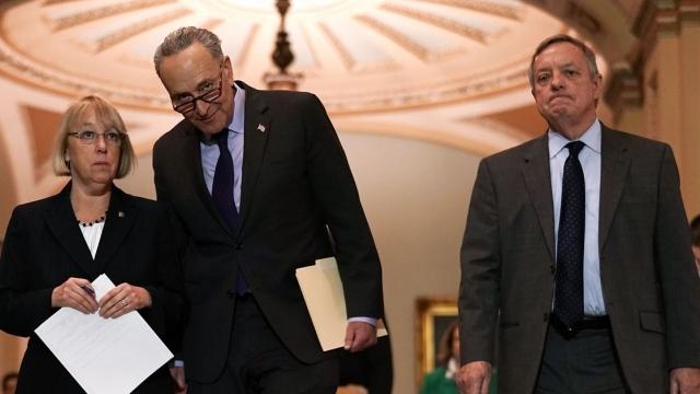 Senate Democrats say they're willing to shut down the government over DACA via RitaRudzinsky