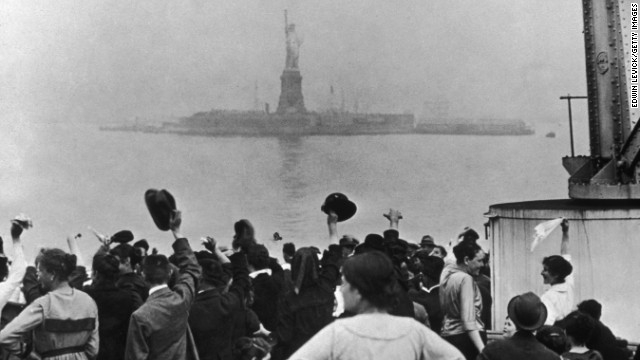 They spoke out against immigrants. So she unearthed their own immigrant ancestors via Trumpcarekills