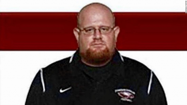 A football coach who shielded students from the Florida shooter died as he lived — by putting himself second via Trumpcarekills
