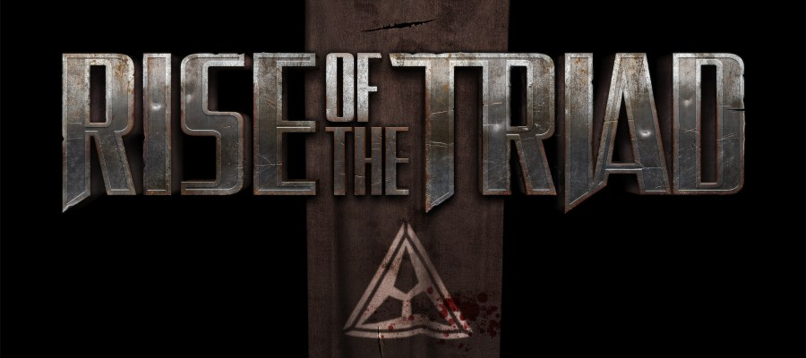 Title art for the Rise of The Triad