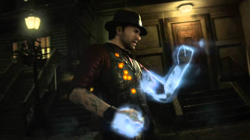It's Good Being a Ghost in Murdered: Soul Suspect