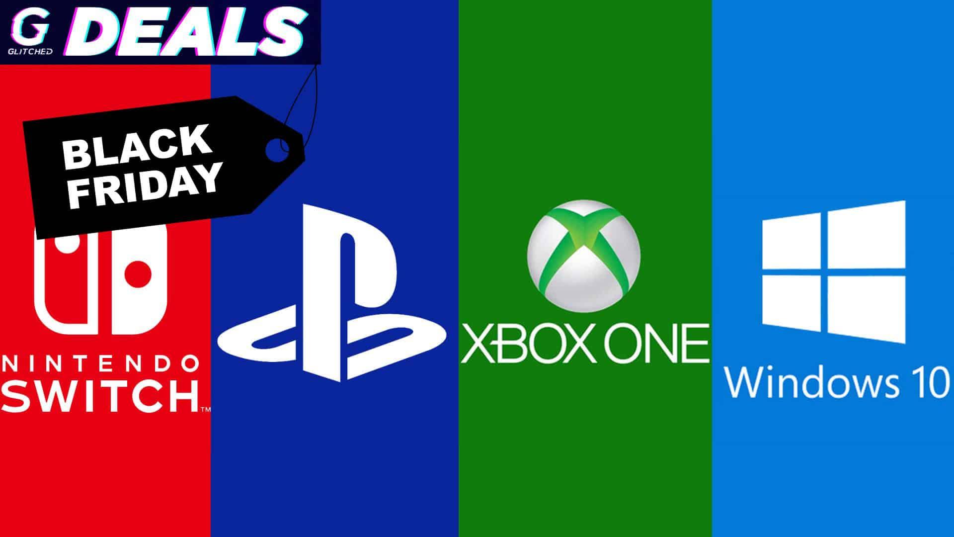 Black Friday video game deals